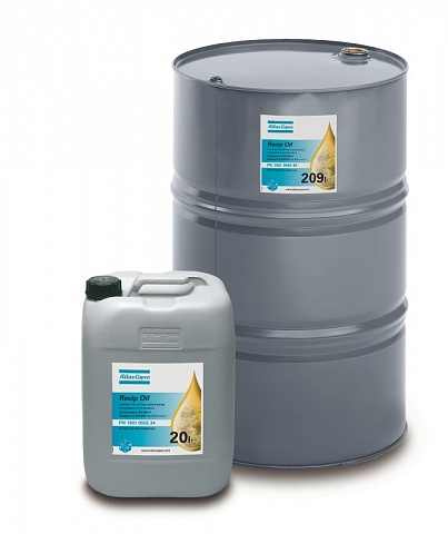 Atlas Copco Recip Oil